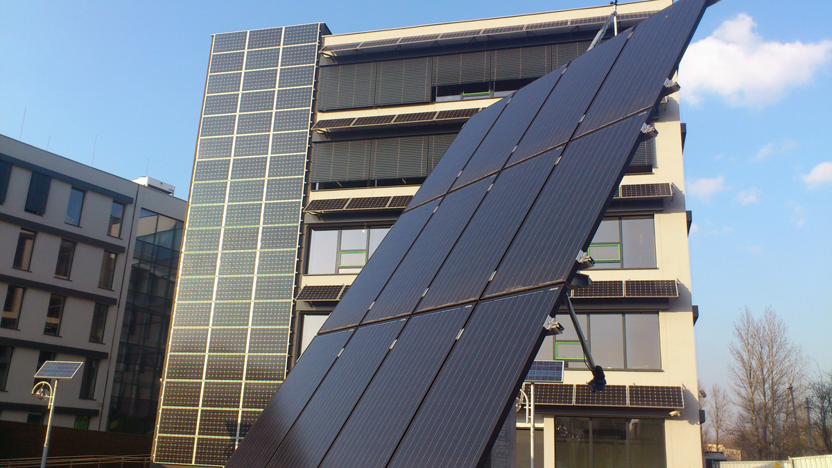 Euro-Centrum – System fotowoltaiczny 100kWp