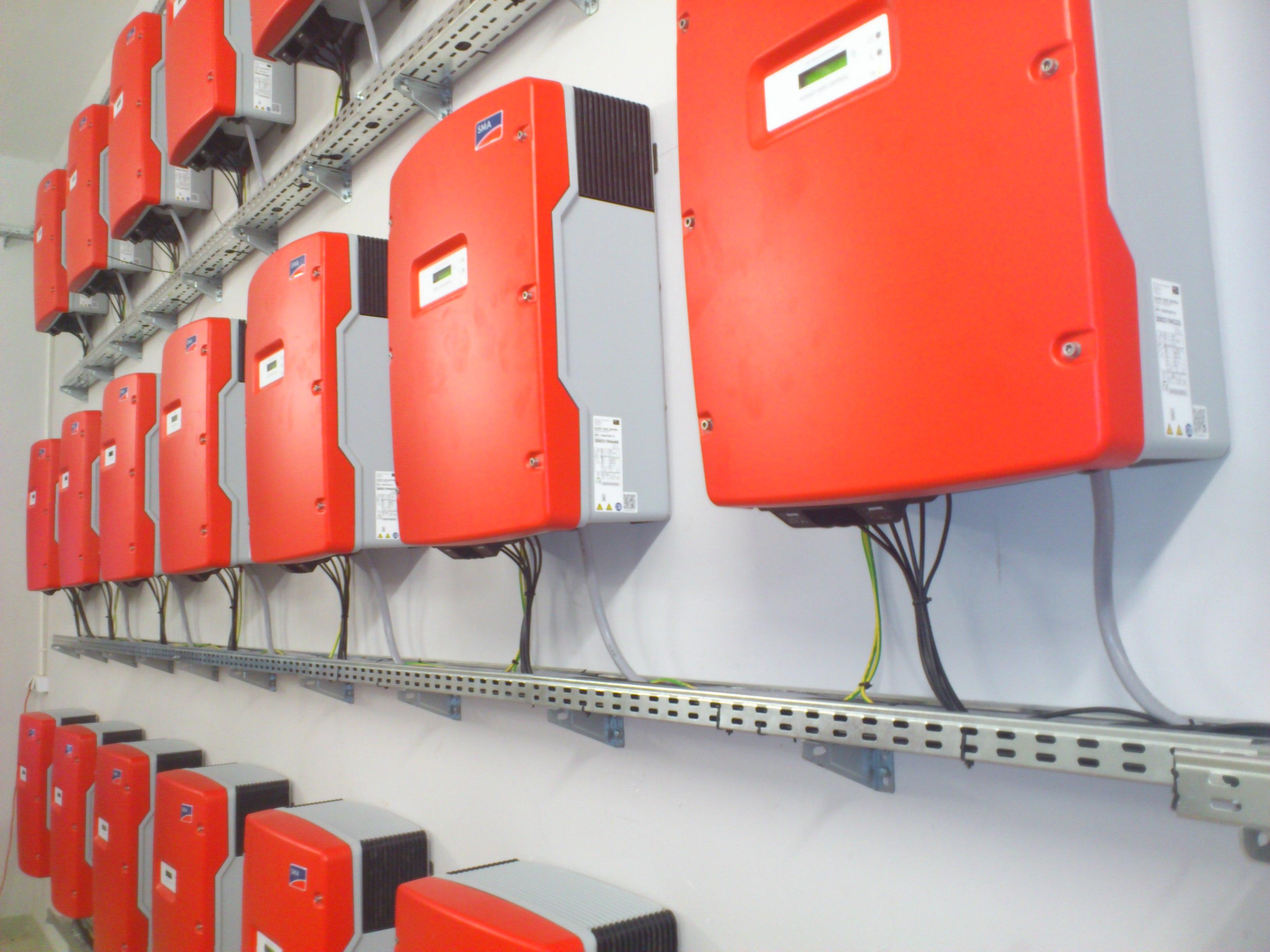Protekt – System fotowoltaiczny 450kWp