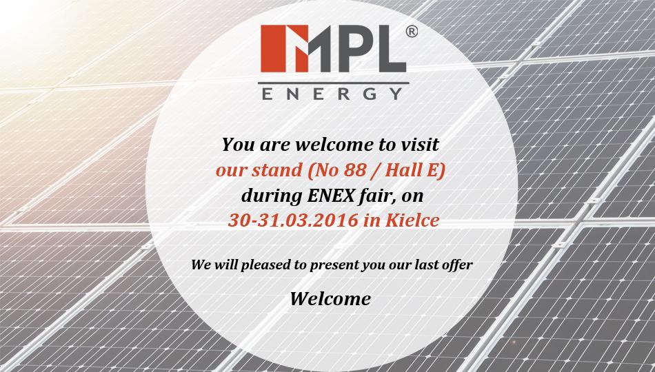 ENEX 2016 Fairs